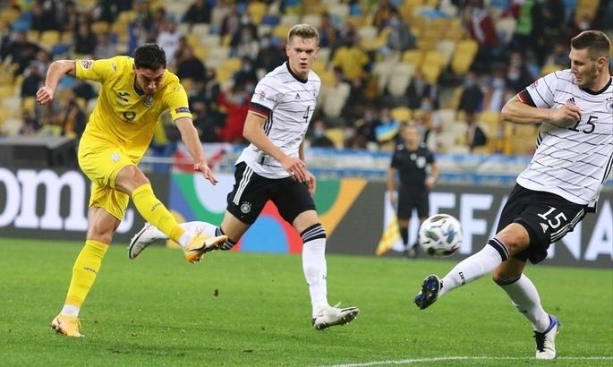 Германия - Украина. Анонс и прогноз на матч Лиги наций