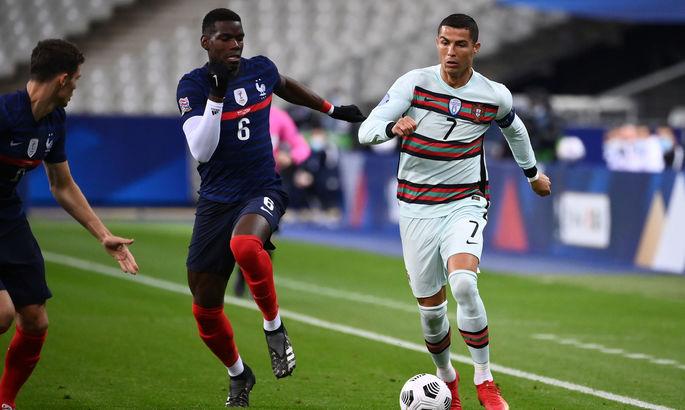 Разборки чемпионов. Португалия - Франция. Анонс и прогноз на матч Лиги Наций