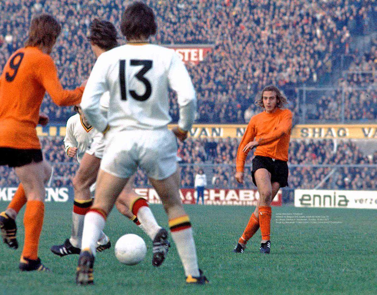 Советский крестный голландского чуда. Нидерланды с тотальным футболом могли и не попасть на ЧМ-1974 - изображение 1