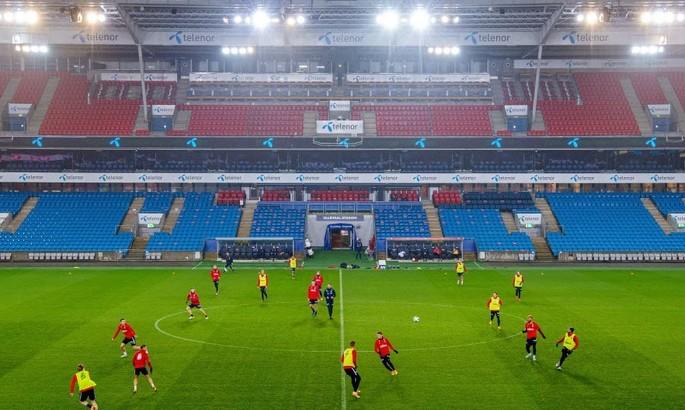 Минздрав Норвегии запретил сборной выезжать на матчи Лиги Наций