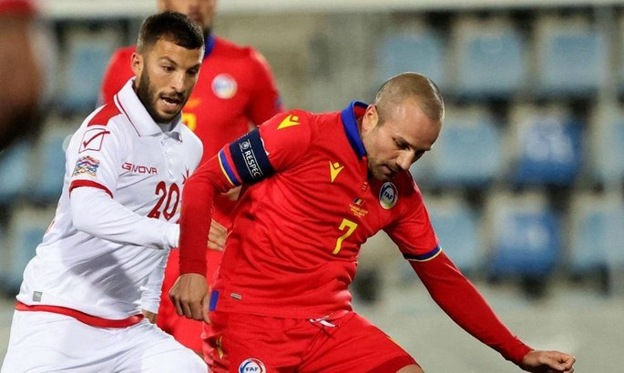 Сборная Мальты впервые в истории победила в двух официальных матчах подряд