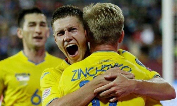 Матч против Германии станет для Зинченко 35-м в сборной, для Матвиенко - 30-м