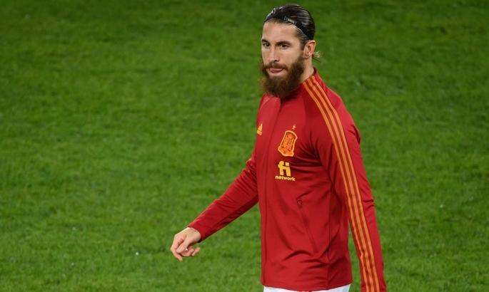Серхио Рамос: Мне больно, что я не сыграю за Испанию