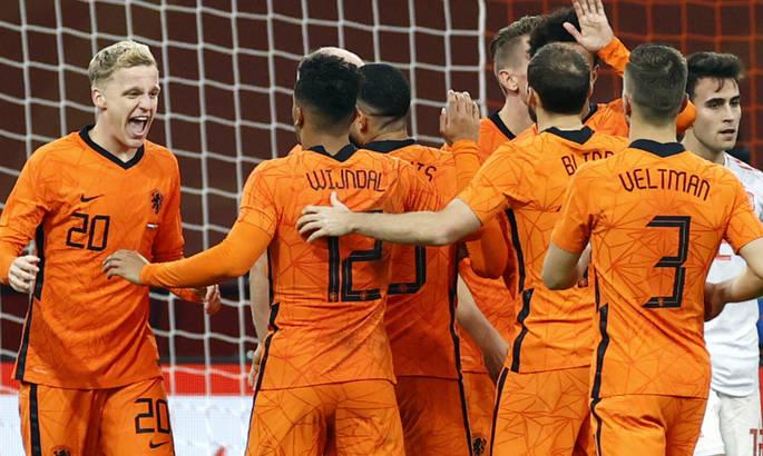 Нидерланды - Босния и Герцеговина и Италия - Польша. Анонсы и прогнозы матчей Лиги Наций