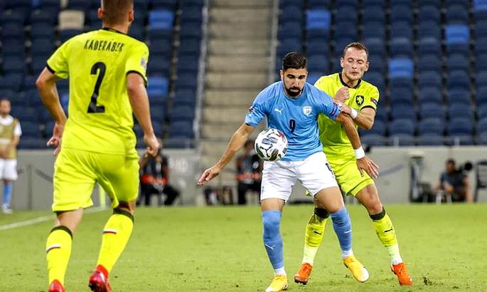 Израиль проигрывает Чехии и выбывает из гонки за выход в дивизион A