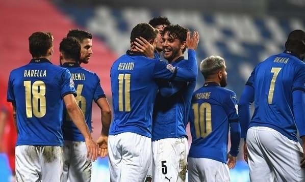 Италия - Польша 2:0. Видео голов и обзор матча