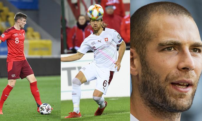Автор гола в ворота Испании с Украиной не сыграет. Тренер Швейцарии вызвал еще троих игроков