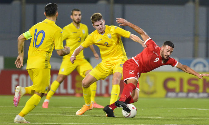 Украина - Северная Ирландия: анонс и прогноз на матч молодёжного Евро