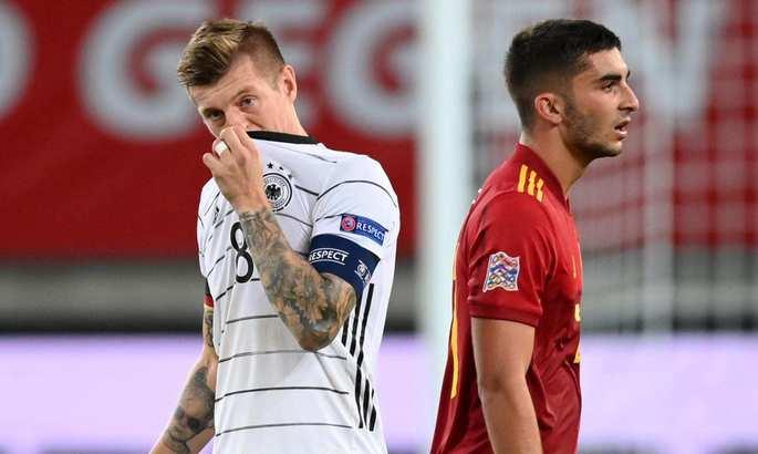 Іспанія - Німеччина. Прогноз на матч Ліги націй