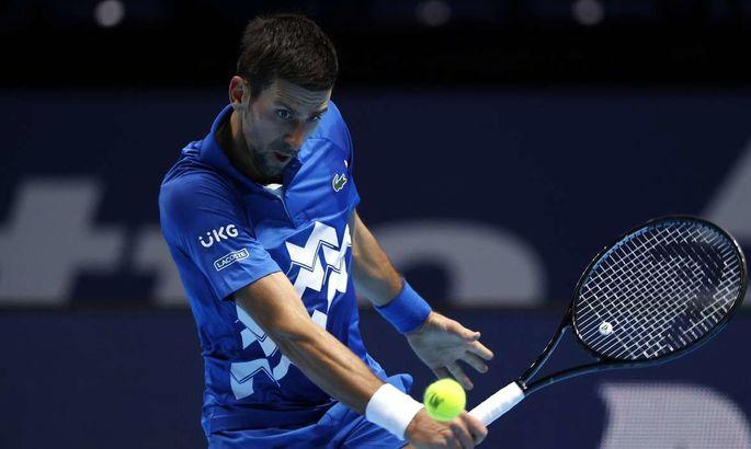 Power Ranking АТР-тура: Джокович остается первым, Медведев и Рублев в топ-3