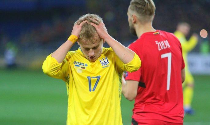Blick: матч Швейцария – Украина сегодня не состоится