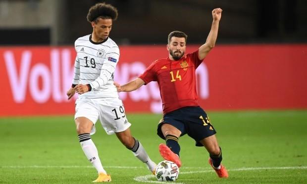 Испания - Германия: где и когда смотреть онлайн матч Лиги наций
