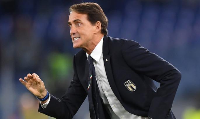 Федерация футбола Италии готовит для Манчини новый контракт