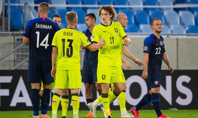 Привет, сосед! Чехия - Словакия. Анонс и прогноз на матч Лиги Наций