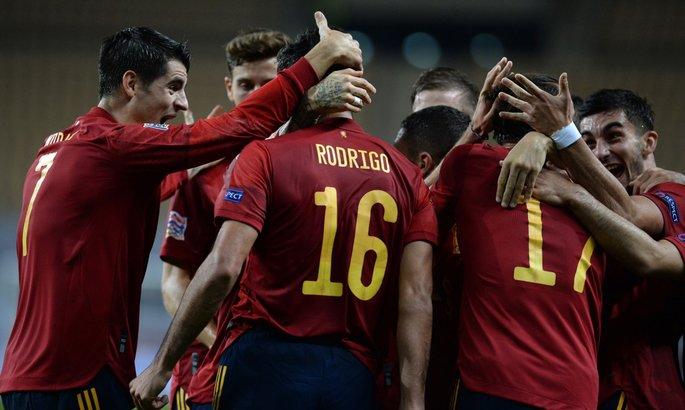 Поиздевались и выиграли группу. Испания - Германия 6:0. Видео голов и обзор матча