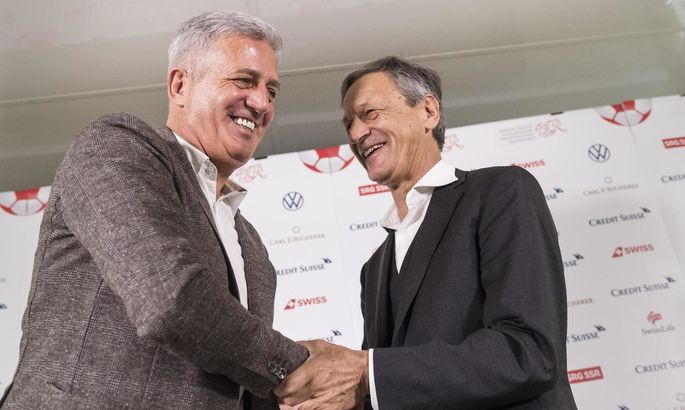 Глава швейцарского футбольного союза: Перенести матч с Украиной на 2021 невозможно