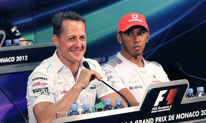 Хто найкращий пілот в історії Формули-1? І чи можна порівнювати Хемілтона і Шумахера?