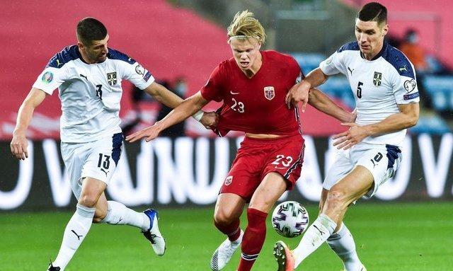 Офіційно: Норвегії присудили технічну поразку за неявку на матч Ліги Націй