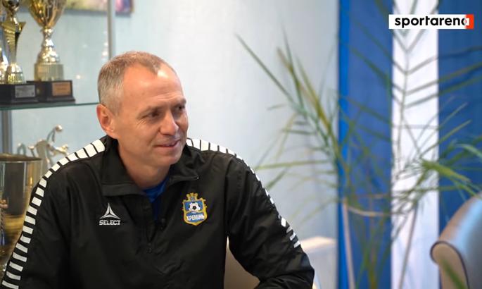 Головко: Немецкий, испанский или итальянский вектор? Украинский футбол - это хороший футбол