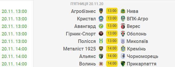 Луцк, Харьков, Сумы, Краматорск и Волочиск возвращаются - анонс 14-го тура Первой лиги - изображение 1