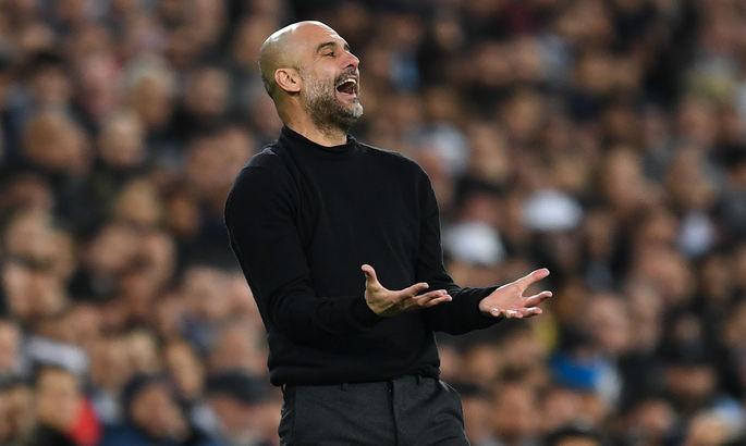Пеп остается. Гвардиола подписал новый контракт с Манчестер Сити