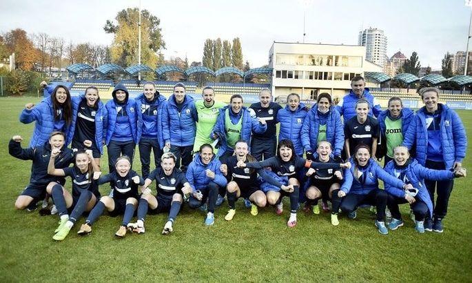 Женская ЛЧ. Жилстрой-2 обыграл Сараево и пробился в 1/16 финала