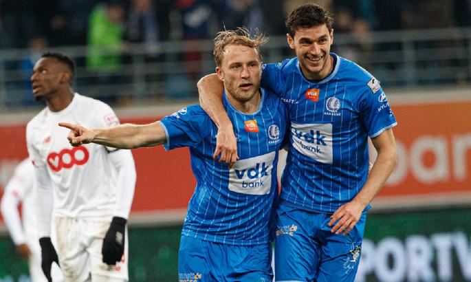 Яремчук с паса Безуса забил свой 18-й гол в сезоне - ВИДЕО