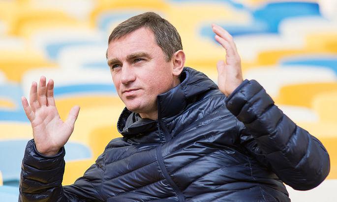 Воробей: Жду, что в матче с Реалом Шахтер сможет проявить донбасский характер