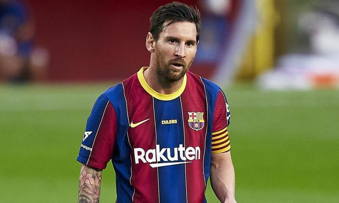 Месси и еще два игрока Барселоны получили выходной от Кумана