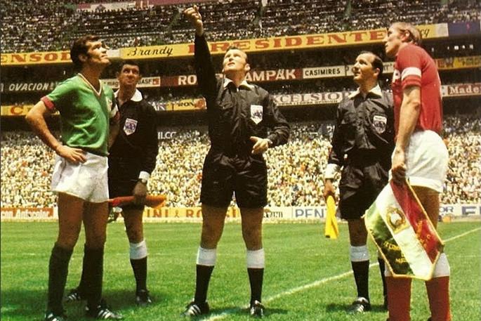 Жребий для сборной: как это было 50 лет назад - изображение 2
