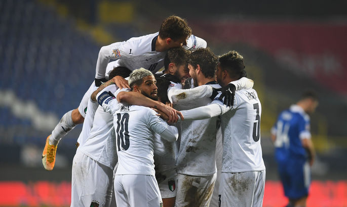 Облака или тучи? Вернулась ли сборная Италии в гранды? - изображение 1