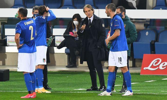 Сассуоло на уровне ПСЖ и Интера. Италия объявила расширенный состав на Евро-2020