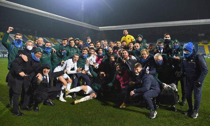 Облака или тучи? Вернулась ли сборная Италии в гранды? - изображение 3