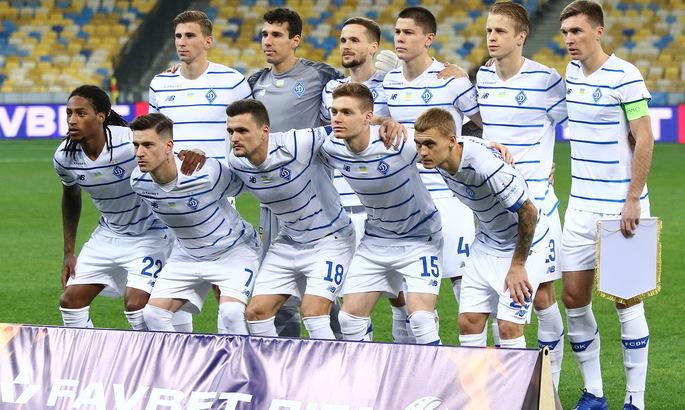 Динамо сообщило, сколько игроков находится в лазарете