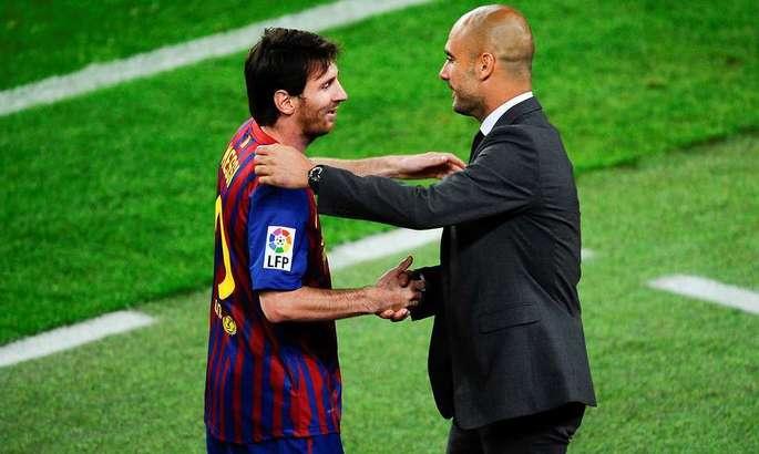 Гвардіола: Мессі - гравець Барселони і я хочу, щоб він там завершив кар'єру