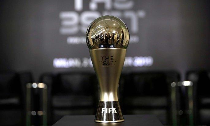 Сразу 11 номинаций. 17-го декабря пройдет вручение премии FIFA: The Best