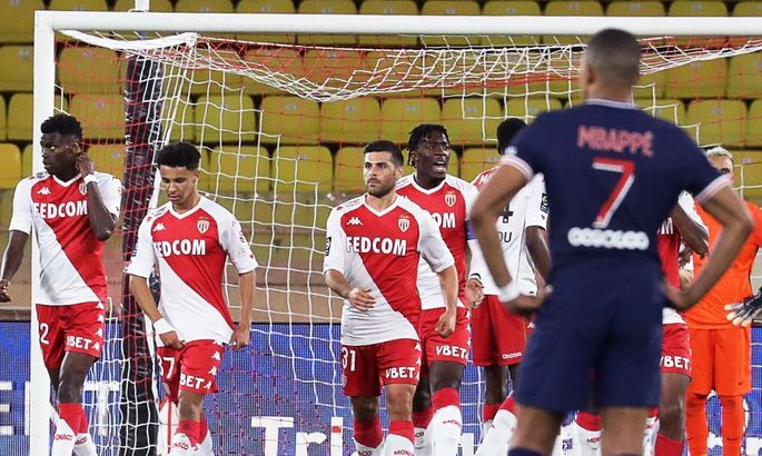 Фактор Сеска. Монако - ПСЖ 3:2. Видео голов и обзор матча