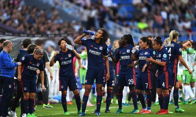 Лион прервал свою 80-матчевую беспроигрышную серию в женской Лиге 1