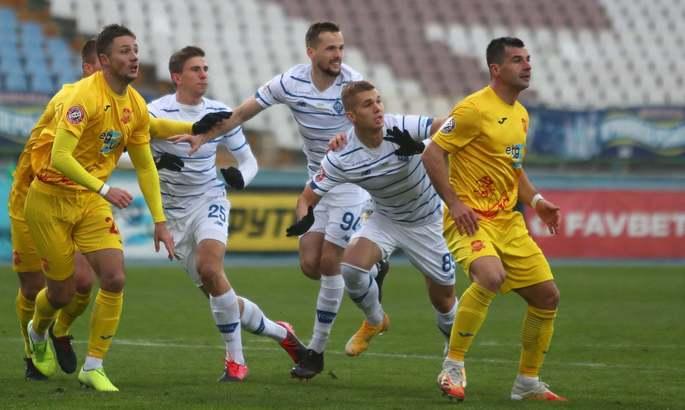 Ингулец - Динамо 0:2. Обзор матча и видео голов