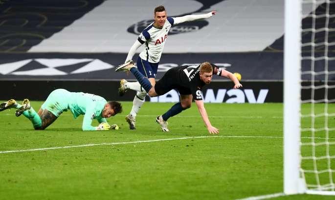 Тоттенхем - Манчестер Сіті 2:0. Бліцкриг від Моуріньо