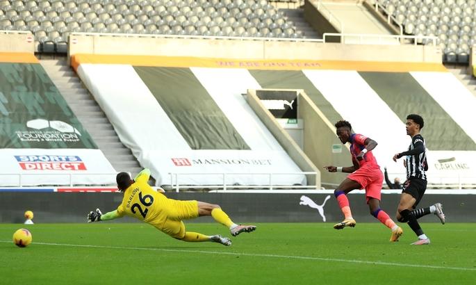 Ньюкасл - Челси 0:2. Обзор матча и видео голов