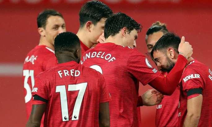 Манчестер Юнайтед - Вест Бромвич 1:0. Очень скромно