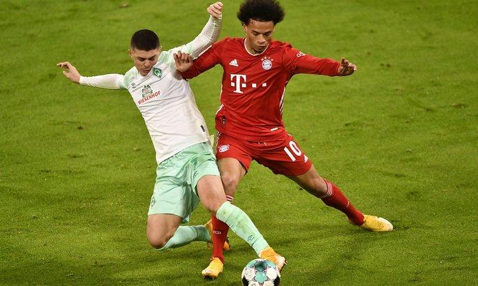 Бавария - Вердер 1:1. Обзор матча и видео голов