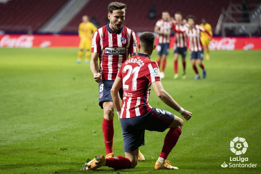 Примера. 10-й тур. Атлетико - Барселона 1:0. За себя и за Суареса - изображение 2