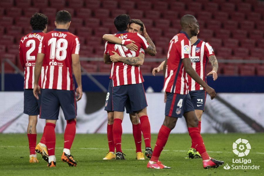 Примера. 10-й тур. Атлетико - Барселона 1:0. За себя и за Суареса - изображение 4