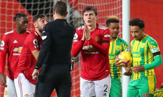 Манчестер Юнайтед - Вест Бромвич 1:0. Очень скромно - изображение 1