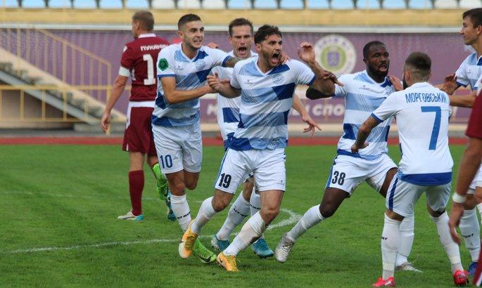 Вторая лига: победы трио лидеров, Буковина уступает в Луцке