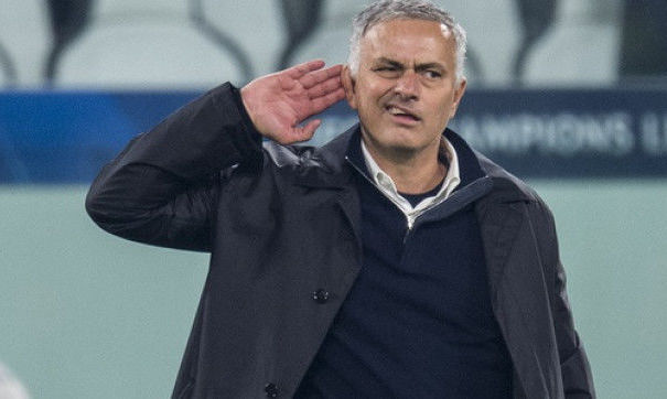 Моуриньо: Тоттенхэм тактически круто переиграл Манчестер Сити