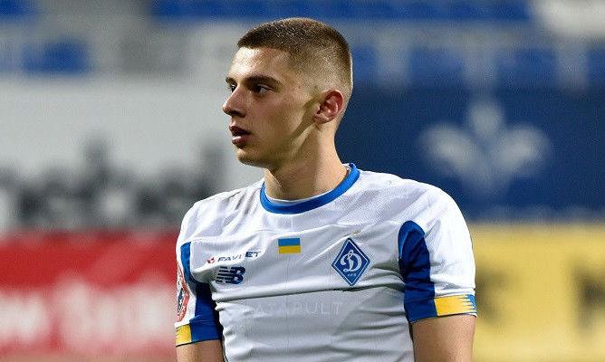 Динамо поднимало цену за Миколенко до 40 млн евро. Им интересовался МЮ