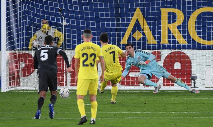 Неудержимый Морено. Жерар забил 5 последних голов Вильярреала в Ла Лиге